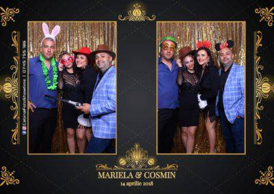 Cabina Foto Showtime - Nunta - Mariela si Cosmin - Restaurant Pro Marriage Ramnicu Vlacea - 63