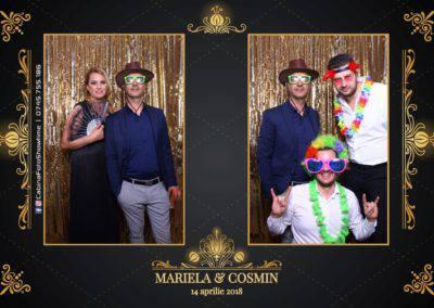 Cabina Foto Showtime - Nunta - Mariela si Cosmin - Restaurant Pro Marriage Ramnicu Vlacea - 66