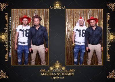 Cabina Foto Showtime - Nunta - Mariela si Cosmin - Restaurant Pro Marriage Ramnicu Vlacea - 8
