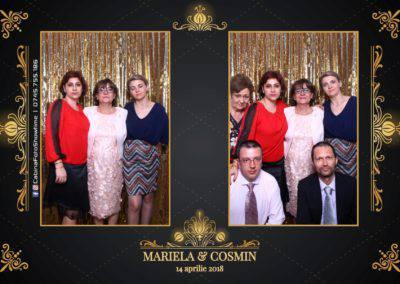 Cabina Foto Showtime - Nunta - Mariela si Cosmin - Restaurant Pro Marriage Ramnicu Vlacea - 83