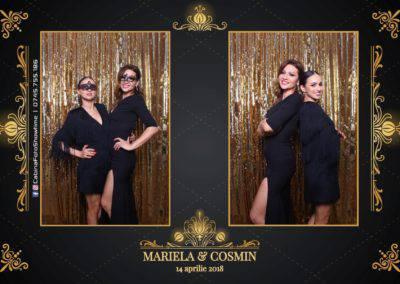 Cabina Foto Showtime - Nunta - Mariela si Cosmin - Restaurant Pro Marriage Ramnicu Vlacea - 87