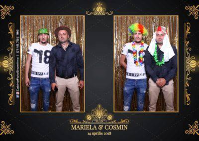 Cabina Foto Showtime - Nunta - Mariela si Cosmin - Restaurant Pro Marriage Ramnicu Vlacea - 9