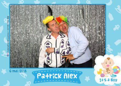 Cabina Foto Showtime - FUN BOX - Patrick Alex - Botez - Restaurant Paradis Events Valcea - Print (10)