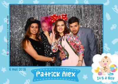 Cabina Foto Showtime - FUN BOX - Patrick Alex - Botez - Restaurant Paradis Events Valcea - Print (108)