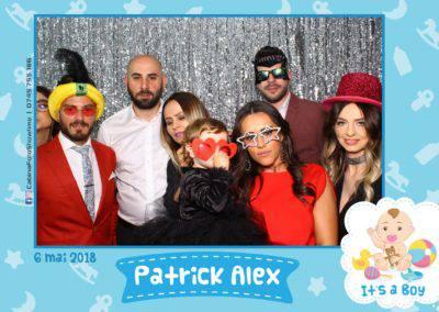 Cabina Foto Showtime - FUN BOX - Patrick Alex - Botez - Restaurant Paradis Events Valcea - Print (11)
