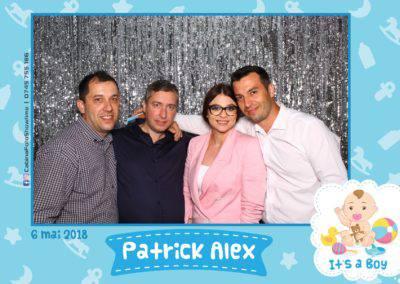 Cabina Foto Showtime - FUN BOX - Patrick Alex - Botez - Restaurant Paradis Events Valcea - Print (113)