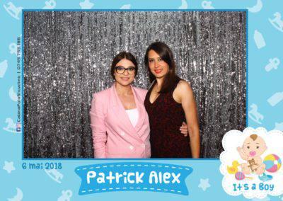 Cabina Foto Showtime - FUN BOX - Patrick Alex - Botez - Restaurant Paradis Events Valcea - Print (114)