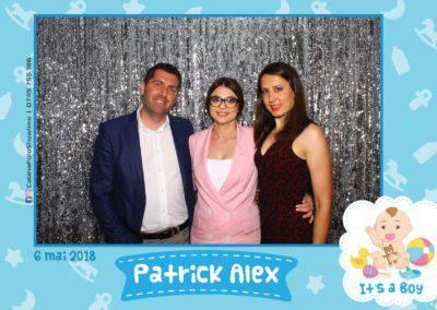 Cabina Foto Showtime - FUN BOX - Patrick Alex - Botez - Restaurant Paradis Events Valcea - Print (115)