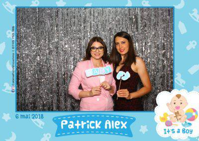 Cabina Foto Showtime - FUN BOX - Patrick Alex - Botez - Restaurant Paradis Events Valcea - Print (116)