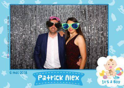 Cabina Foto Showtime - FUN BOX - Patrick Alex - Botez - Restaurant Paradis Events Valcea - Print (117)