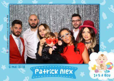 Cabina Foto Showtime - FUN BOX - Patrick Alex - Botez - Restaurant Paradis Events Valcea - Print (12)