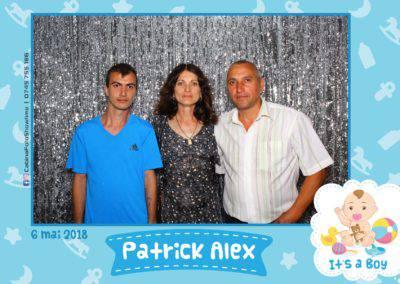 Cabina Foto Showtime - FUN BOX - Patrick Alex - Botez - Restaurant Paradis Events Valcea - Print (121)