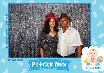 Cabina Foto Showtime - FUN BOX - Patrick Alex - Botez - Restaurant Paradis Events Valcea - Print (122)