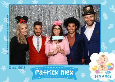 Cabina Foto Showtime - FUN BOX - Patrick Alex - Botez - Restaurant Paradis Events Valcea - Print (13)