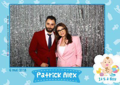 Cabina Foto Showtime - FUN BOX - Patrick Alex - Botez - Restaurant Paradis Events Valcea - Print (16)