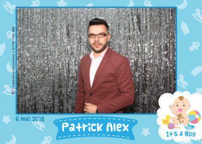 Cabina Foto Showtime - FUN BOX - Patrick Alex - Botez - Restaurant Paradis Events Valcea - Print (18)