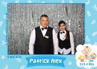 Cabina Foto Showtime - FUN BOX - Patrick Alex - Botez - Restaurant Paradis Events Valcea - Print (2)