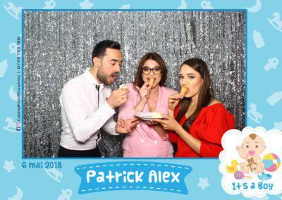 Cabina Foto Showtime - FUN BOX - Patrick Alex - Botez - Restaurant Paradis Events Valcea - Print (23)