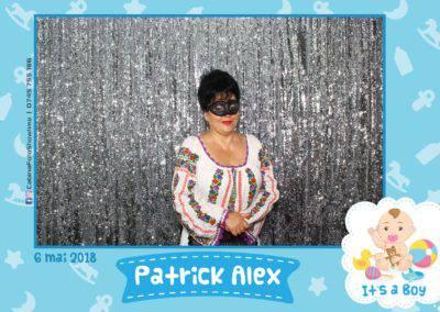 Cabina Foto Showtime - FUN BOX - Patrick Alex - Botez - Restaurant Paradis Events Valcea - Print (25)