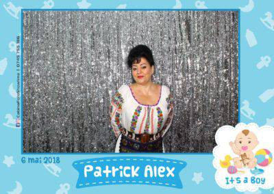 Cabina Foto Showtime - FUN BOX - Patrick Alex - Botez - Restaurant Paradis Events Valcea - Print (26)