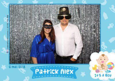 Cabina Foto Showtime - FUN BOX - Patrick Alex - Botez - Restaurant Paradis Events Valcea - Print (27)