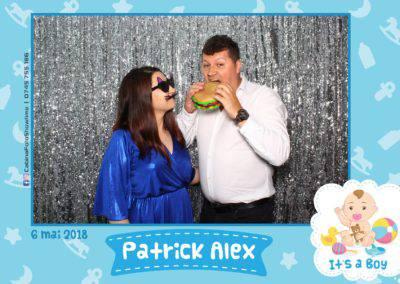 Cabina Foto Showtime - FUN BOX - Patrick Alex - Botez - Restaurant Paradis Events Valcea - Print (28)