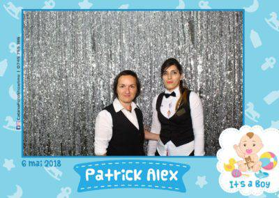 Cabina Foto Showtime - FUN BOX - Patrick Alex - Botez - Restaurant Paradis Events Valcea - Print (3)