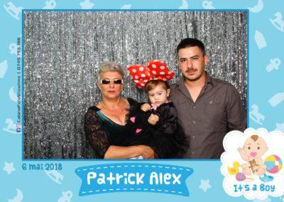 Cabina Foto Showtime - FUN BOX - Patrick Alex - Botez - Restaurant Paradis Events Valcea - Print (31)