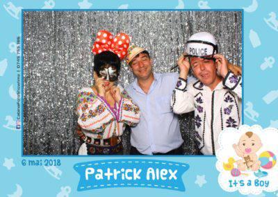 Cabina Foto Showtime - FUN BOX - Patrick Alex - Botez - Restaurant Paradis Events Valcea - Print (32)