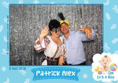 Cabina Foto Showtime - FUN BOX - Patrick Alex - Botez - Restaurant Paradis Events Valcea - Print (34)