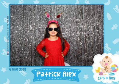 Cabina Foto Showtime - FUN BOX - Patrick Alex - Botez - Restaurant Paradis Events Valcea - Print (38)