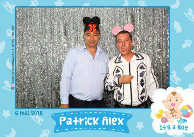 Cabina Foto Showtime - FUN BOX - Patrick Alex - Botez - Restaurant Paradis Events Valcea - Print (4)