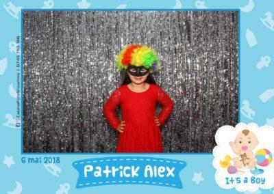 Cabina Foto Showtime - FUN BOX - Patrick Alex - Botez - Restaurant Paradis Events Valcea - Print (40)