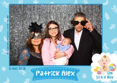 Cabina Foto Showtime - FUN BOX - Patrick Alex - Botez - Restaurant Paradis Events Valcea - Print (49)