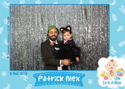 Cabina Foto Showtime - FUN BOX - Patrick Alex - Botez - Restaurant Paradis Events Valcea - Print (5)