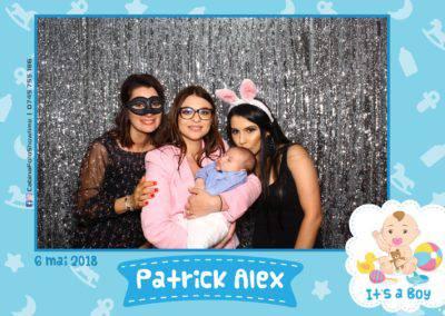 Cabina Foto Showtime - FUN BOX - Patrick Alex - Botez - Restaurant Paradis Events Valcea - Print (50)