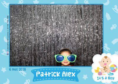 Cabina Foto Showtime - FUN BOX - Patrick Alex - Botez - Restaurant Paradis Events Valcea - Print (52)