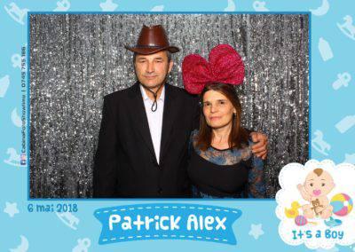 Cabina Foto Showtime - FUN BOX - Patrick Alex - Botez - Restaurant Paradis Events Valcea - Print (53)