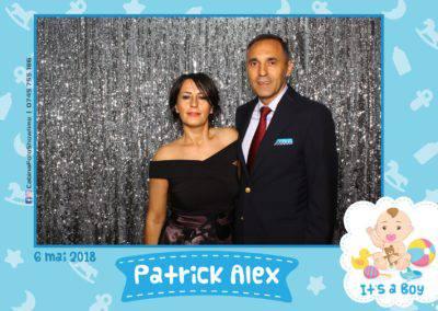 Cabina Foto Showtime - FUN BOX - Patrick Alex - Botez - Restaurant Paradis Events Valcea - Print (55)