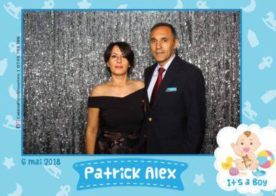 Cabina Foto Showtime - FUN BOX - Patrick Alex - Botez - Restaurant Paradis Events Valcea - Print (56)
