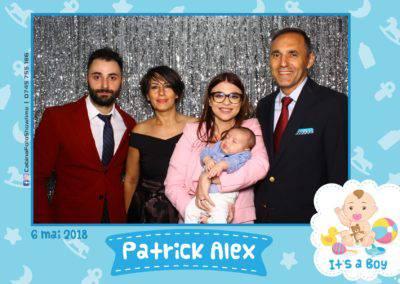 Cabina Foto Showtime - FUN BOX - Patrick Alex - Botez - Restaurant Paradis Events Valcea - Print (57)