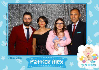 Cabina Foto Showtime - FUN BOX - Patrick Alex - Botez - Restaurant Paradis Events Valcea - Print (58)