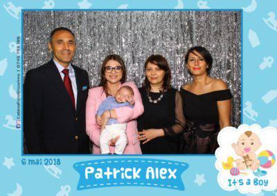 Cabina Foto Showtime - FUN BOX - Patrick Alex - Botez - Restaurant Paradis Events Valcea - Print (61)