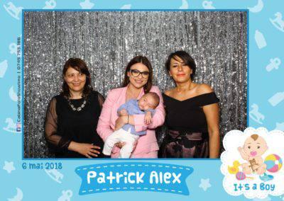 Cabina Foto Showtime - FUN BOX - Patrick Alex - Botez - Restaurant Paradis Events Valcea - Print (62)