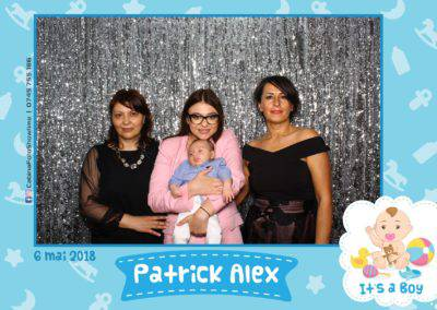 Cabina Foto Showtime - FUN BOX - Patrick Alex - Botez - Restaurant Paradis Events Valcea - Print (63)