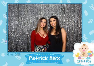 Cabina Foto Showtime - FUN BOX - Patrick Alex - Botez - Restaurant Paradis Events Valcea - Print (64)