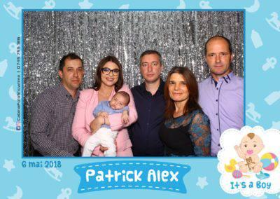 Cabina Foto Showtime - FUN BOX - Patrick Alex - Botez - Restaurant Paradis Events Valcea - Print (66)