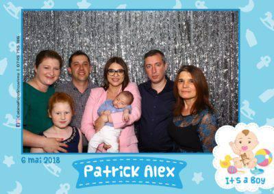 Cabina Foto Showtime - FUN BOX - Patrick Alex - Botez - Restaurant Paradis Events Valcea - Print (67)