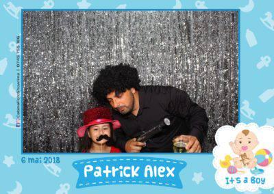 Cabina Foto Showtime - FUN BOX - Patrick Alex - Botez - Restaurant Paradis Events Valcea - Print (68)