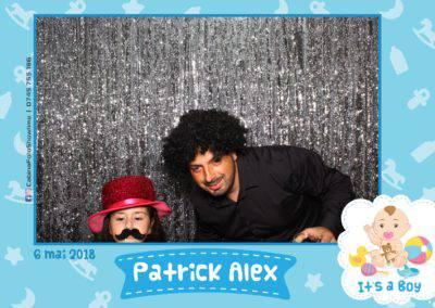 Cabina Foto Showtime - FUN BOX - Patrick Alex - Botez - Restaurant Paradis Events Valcea - Print (69)